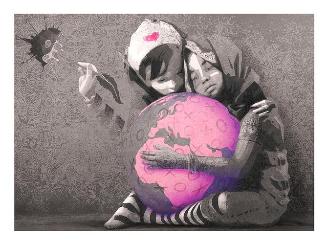 AFK - Hug the world main