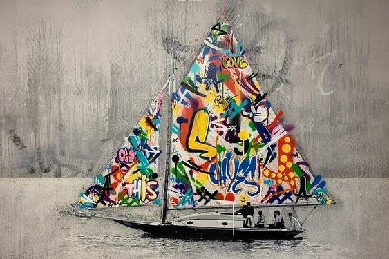 Whatson 100x150cm  - Sailboat#2 cegid 50434