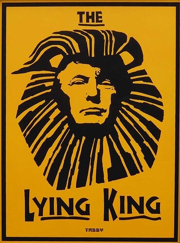 lying king